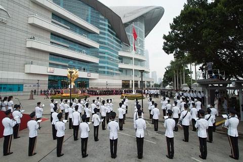 Quảng trường Dương Tử - Trái tim của Hồng Kông