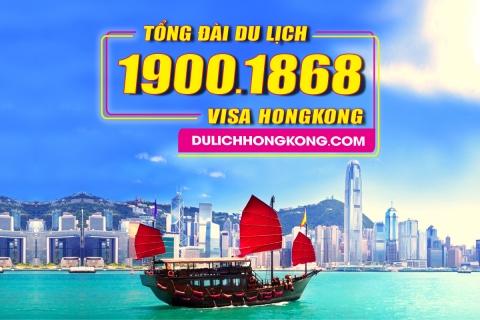 Thông tin visa du lịch Hồng Kông đầy đủ nhất