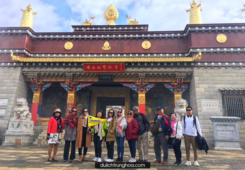 du lịch Lệ Giang – Shangrila
