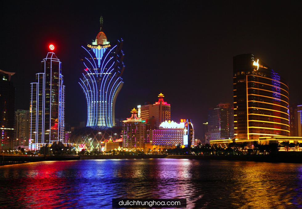 Du lịch Chu Hải - Quảng Châu - Thẩm Quyến