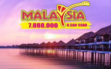 Du lịch Malaysia 4N3Đ |AVANI Thiên đường biển Maldives | Malacca |Gentting | Batu |Kualalumpur | 5sao