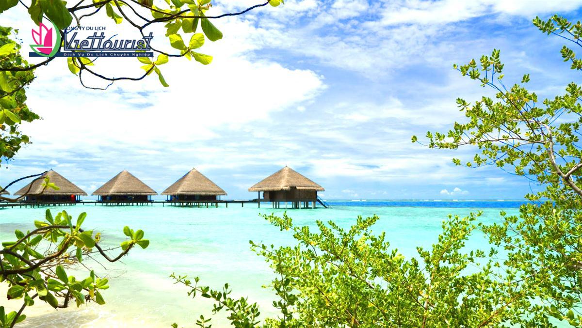 du lịch Maldives 4 ngày 3 đêm