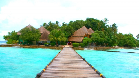 Du lịch Maldives : Adaaran Club Rannalhi – Resort xa hoa giữa đại dương