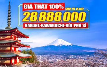 Du lịch Nhật Bản + Đài Loan 5N4Đ Khởi hành từ Đà Nẵng