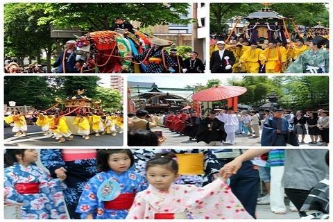 Du lịch Nhật Bản tháng 6 này có gì vui?
