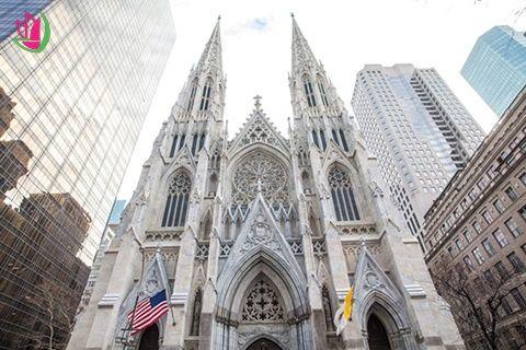 NHÀ THỜ SAINT PATRICK – BIỂU TƯỢNG TÔN GIÁO VÀ KIẾN TRÚC ĐẸP NHẤT NEW YORK