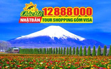 Tour du lịch hè Nhật Bản | Osaka Thiên đường Shopping giá rẻ 4N3Đ