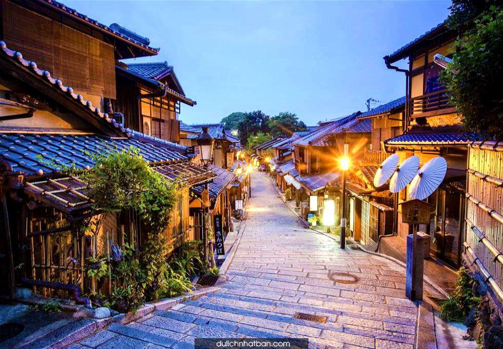 Du lịch Nhật Bản 6N5Đ khám phá cung đường vàng nổi tiếng thế giới