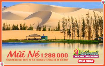 Du Lịch Phan Thiết Thiên Đường Resort