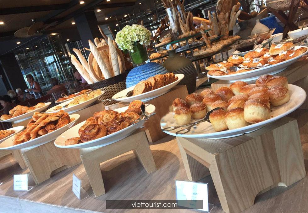 bữa sáng Phú Quốc