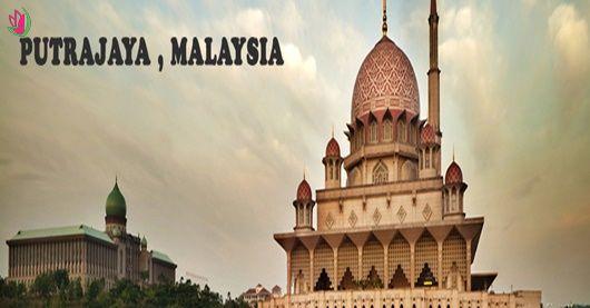 NHÀ THỜ PUTRA - THÁNH ĐƯỜNG MÀU HỒNG TẠI MALAYSIA