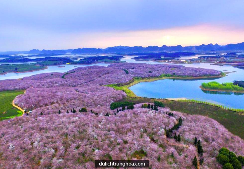 Du lịch Qúy Châu 4 Di Sản nổi tiếng Thế Giới miễn phí tour tham quan Phượng Hoàng Cổ Trấn