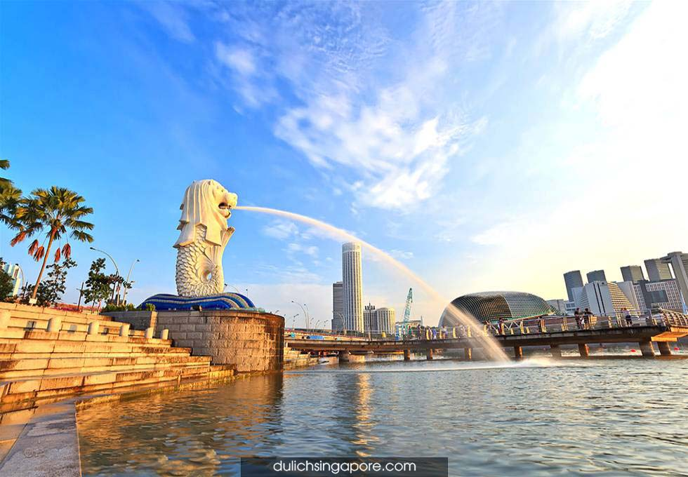 Merlion-Singapore-viettourist