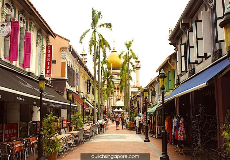 kampong-glam-area-singapore