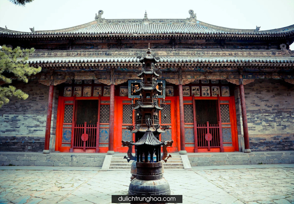 Du lịch Trung Quốc - Thiếu Lâm Tự - Trịnh Châu - Khai Phong Phủ - Vũ Hán