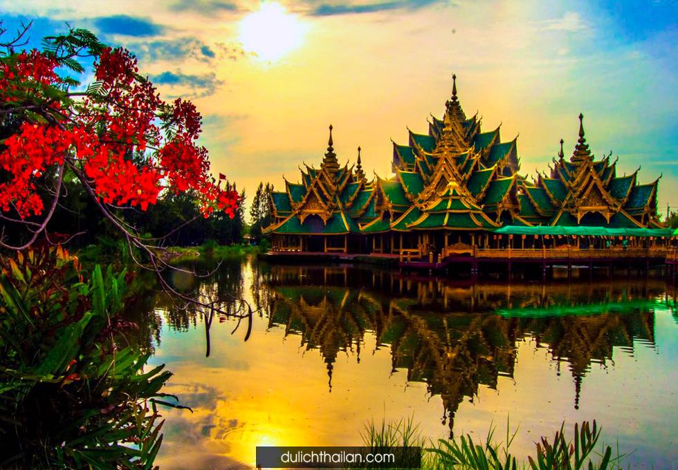Đăt tour Du lịch Thái Lan 5Sao giá rẻ nhất thị trường. Khám phá Bangkok, Pattaya, Huyền thoại Ayutthaya, 5 Ngày 4 Đêm Khách sạn 5sao. Tour khởi hành hàng ngày trên toàn Quốc luôn có tour vào dịp Lễ, Tết, Hè