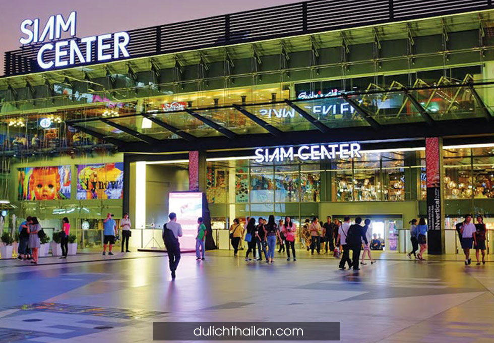 Siam-Shopping-Center