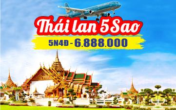 Du Lịch Thái Lan Hè 5Sao Bangkok | Pattaya | Ayutthaya 5N4Đ ( Vietnam Airlines )