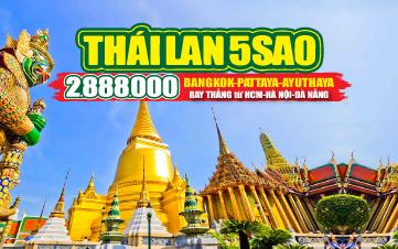 TOUR THÁI LAN TRỌN GÓI