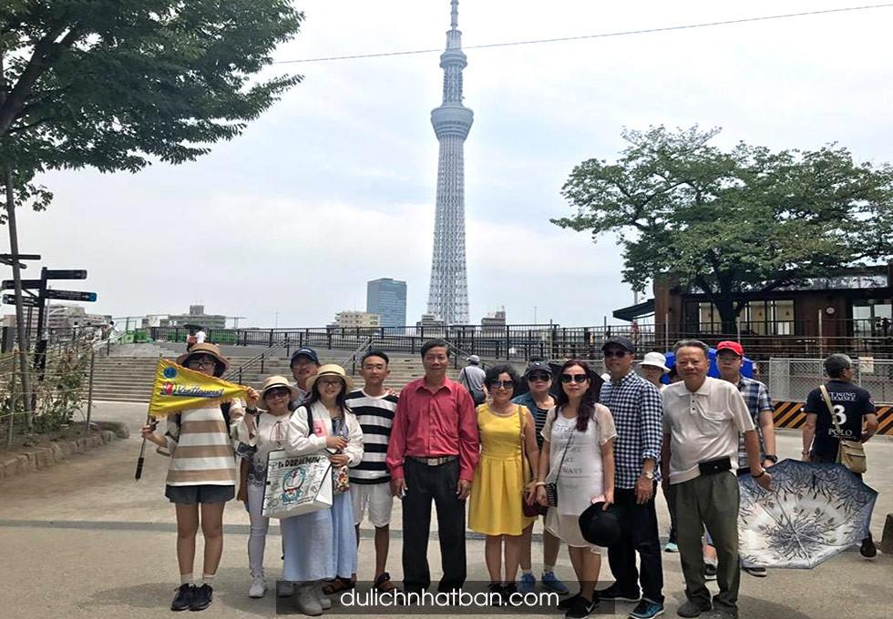 du lịch Nhật Bản Viettourist
