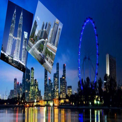 DU LỊCH MALAYSIA + SINGAPORE  -  6 Ngày 5 Đêm