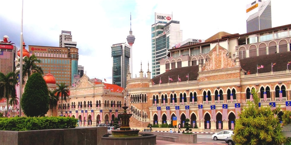 Dataran-Merdeka-malaysia