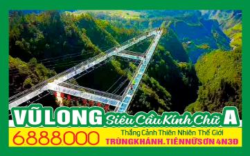 Du Lịch Trùng Khánh - Vũ Long - Công viên kính ẢO ĐÀO KỶ 5N4Đ