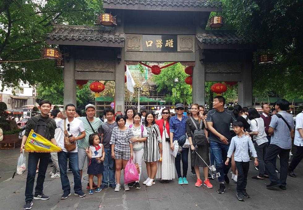 Du lịch Trùng Khánh