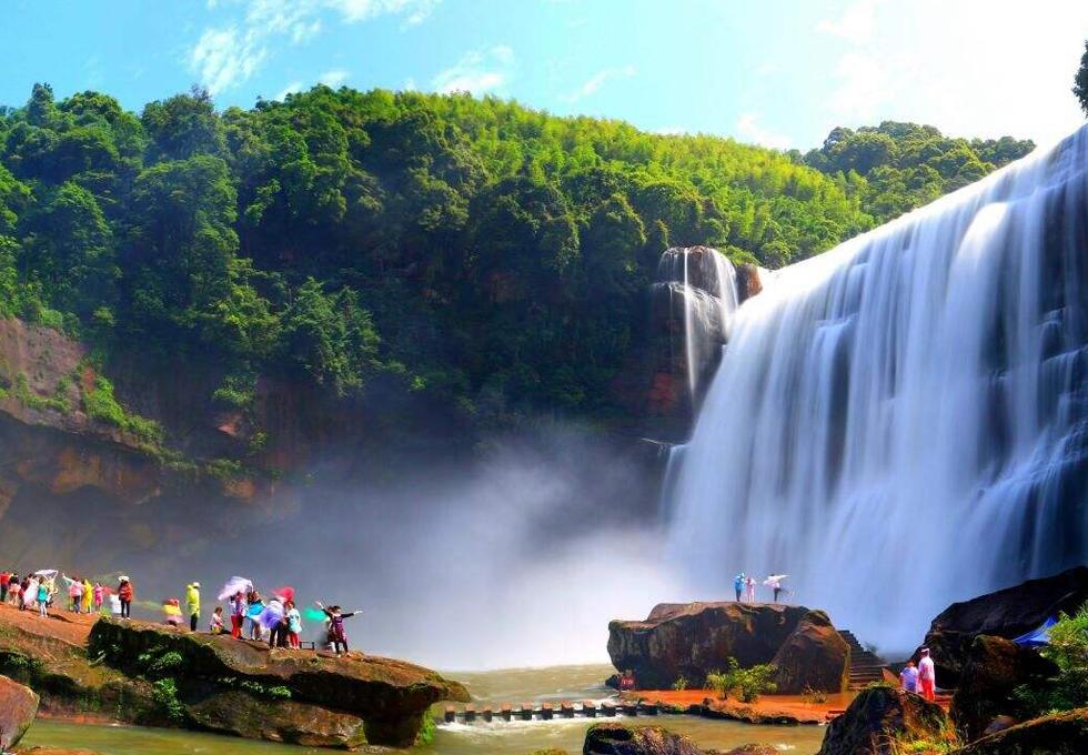 Du lịch Trùng Khánh - Vũ Long - Xích Thủy - Đại Túc