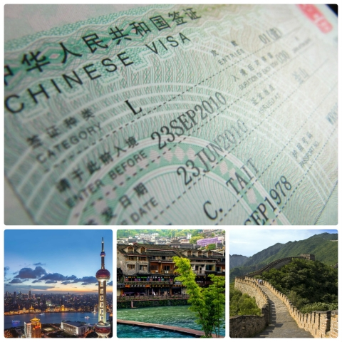 Thông tin Visa Trung Quốc từ A đến  Z