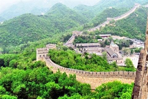 Du lịch Trung Quốc chinh phục Vạn Lý Trường Thành