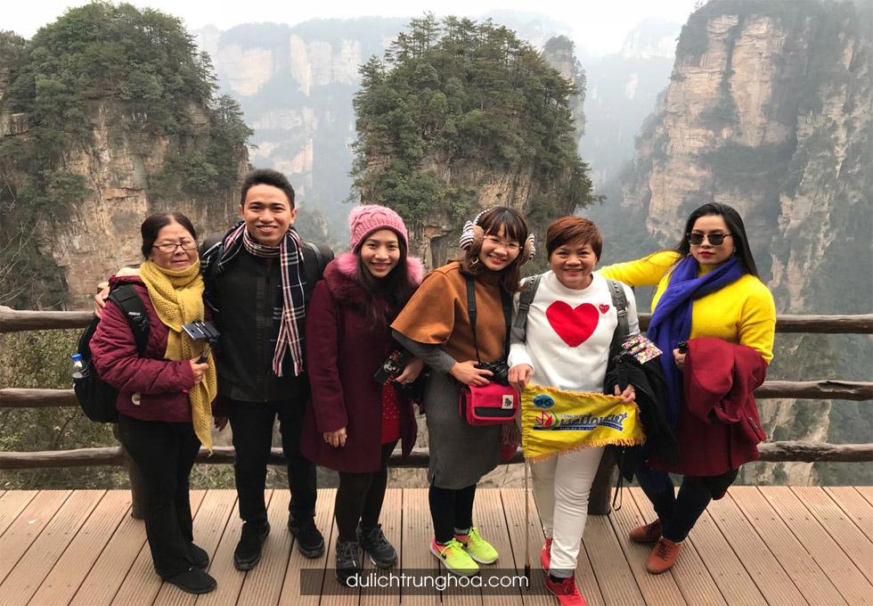 du lịch Trương Gia Giới