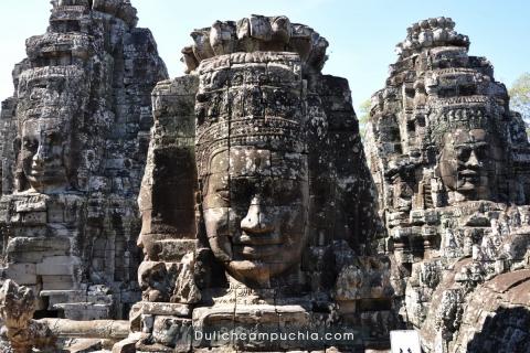 Campuchia du ký: Khám phá Angkor