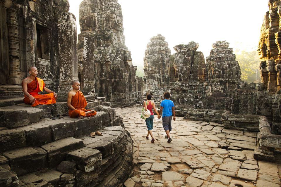 Tour du lịch Campuchia hè - SieamReap - Angkor Wat - Máy bay 3N2Đ
