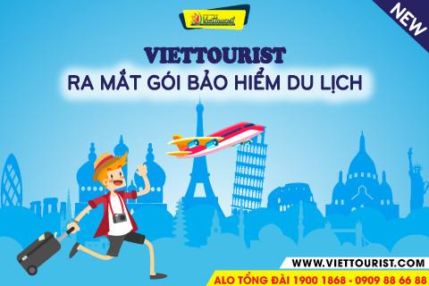 Viettourist triển khai gói bảo hiểm du lịch hoàn toàn mới cho khách hàng