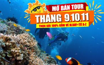 DU LỊCH PHÚ QUỐC VINPEARL LAND THÁNG 9-10-11-12
