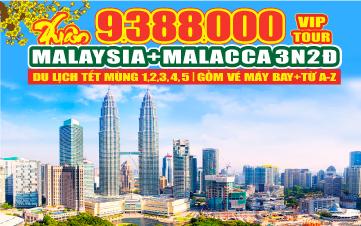 Du lịch Malaysia 4SAO 3N2Đ