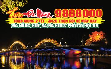 Du lịch Đà Nẵng | Huế | Bà Nà Hills | Hội An