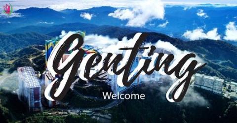 CAO NGUYÊN GENTING - THÀNH PHỐ TRONG MÂY TẠI MALAYSIA