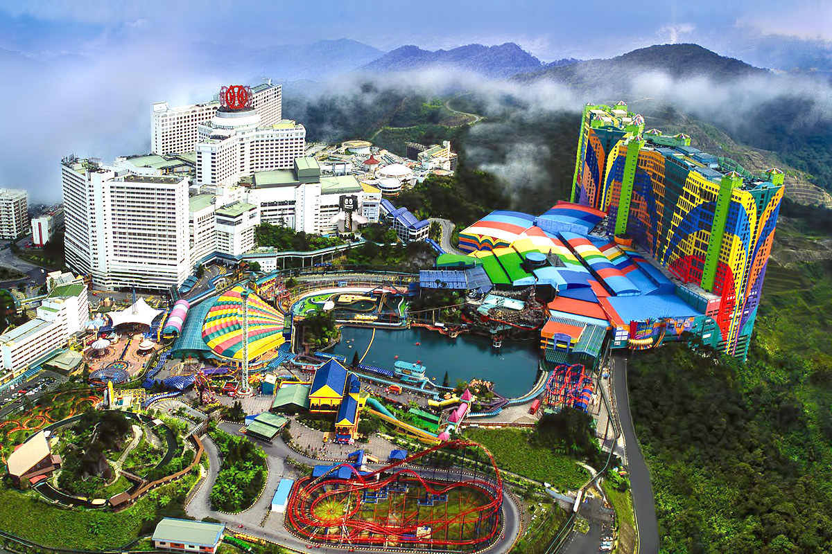 Cao nguyên Genting – Thành phố giải trí của Malaysia