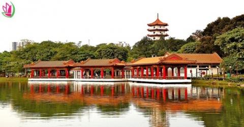 CHINESE GARDEN - DẤU ẤN VĂN HÓA TRUNG HOA GIỮA LÒNG SINGAPORE