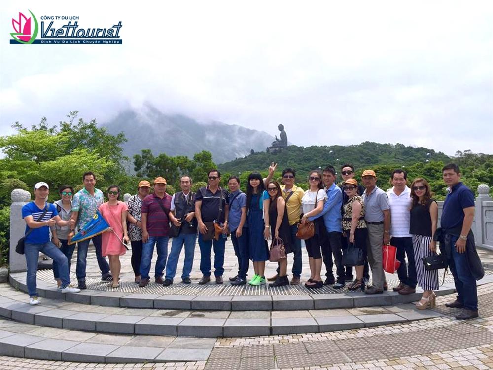 Đại Nhĩ Sơn - Đảo ngọc của Hồng Kông