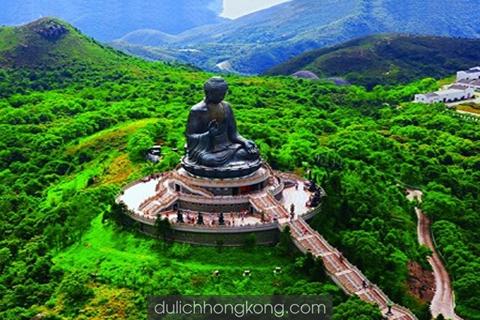 Đại Nhĩ Sơn - đỉnh núi linh thiêng nhất Hồng Kông