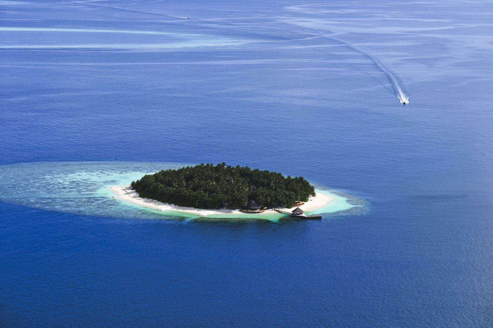 Đảo Angsanna Ihuru - Lộng lẫy giữa đại dương