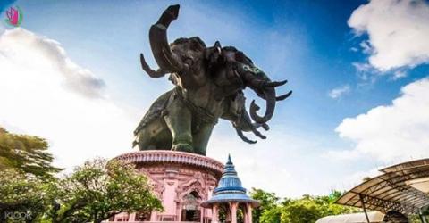 ERAWAN MUSEUM - BẢO TÀNG TUYỆT ĐẸP CỦA THÁI LAN