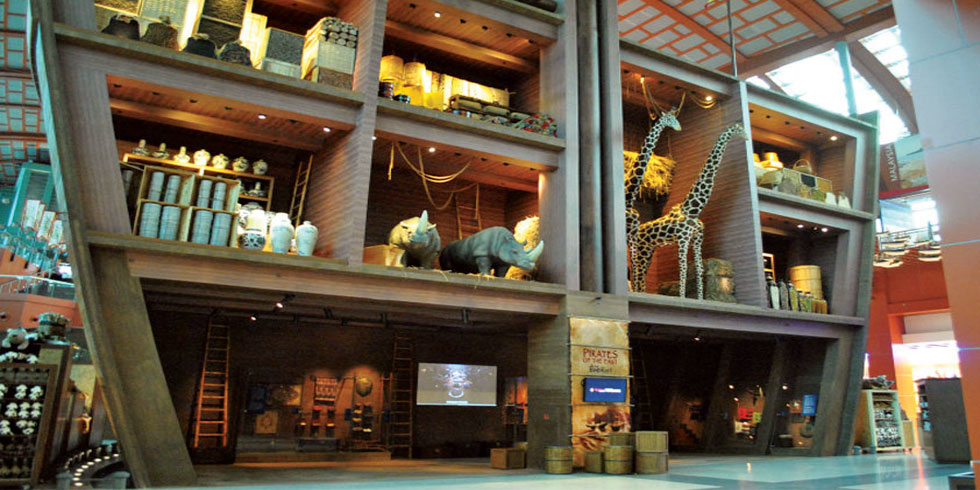 BẢO TÀNG HÀNG HẢI Maritime Experiental Museum