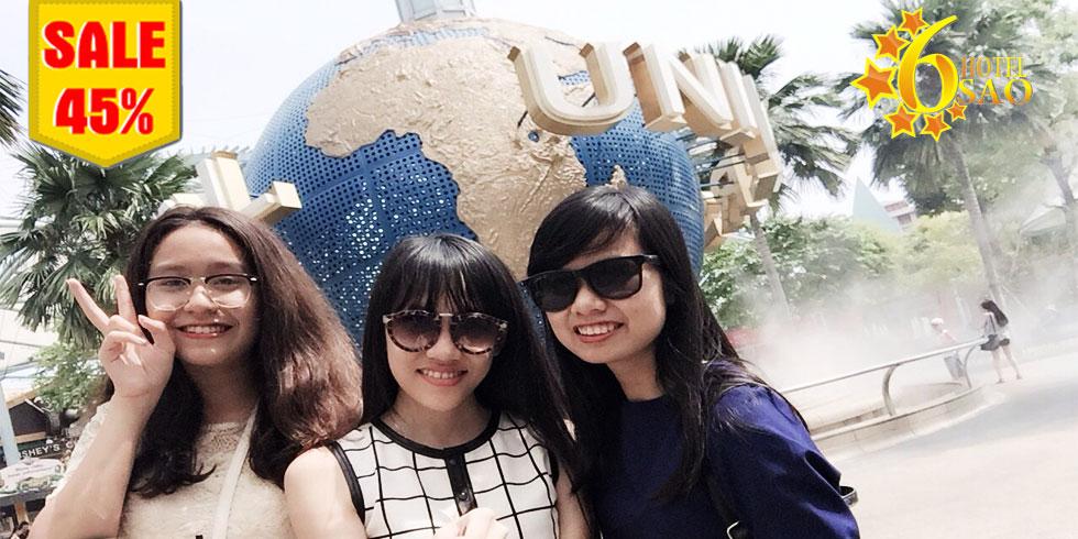 SINGAPORE 6 SAO - UNIVERSAL