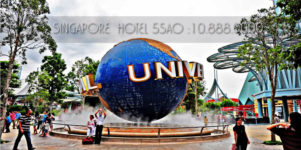 SINGAPORE 5 SAO - UNIVERSAL STUDIO