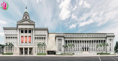 THAM QUAN BẢO TÀNG LỚN NHẤT ĐÔNG NAM Á NATIONAL GALLERY SINGAPORE