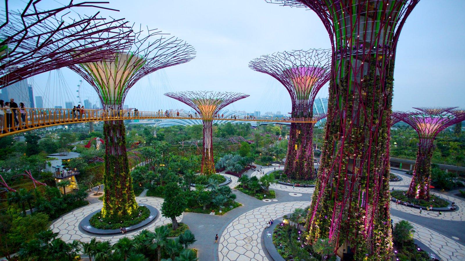 Garden by the bay - Biểu tượng mới của Singapore